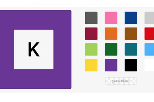 Zie jij kleuren bij dagen van de week advalvas - Kleur associatie ...
